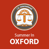 Summer High School In Oxford, UK