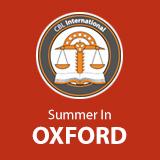 Summer High School In Oxford, UK